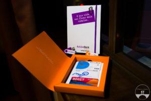 """Conta bancária em Portugal - Dois """"kits"""" que recebemos do banco Activo Bank. Atenção em todos os detalhes."""