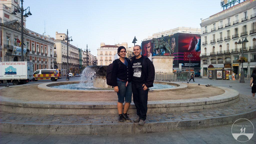 Plaza Puerta del Sol - Madrid