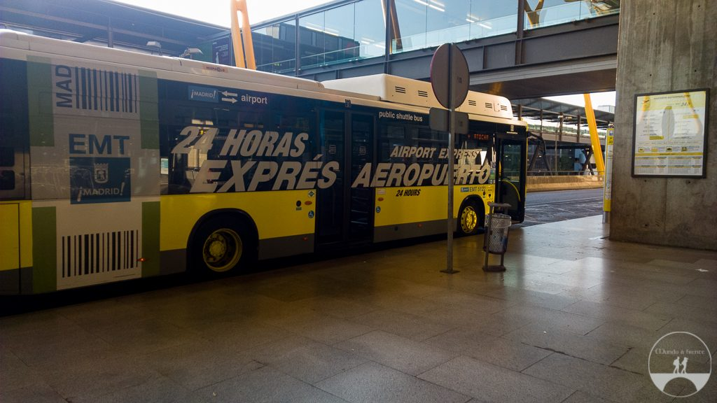 Airport Express Madrid