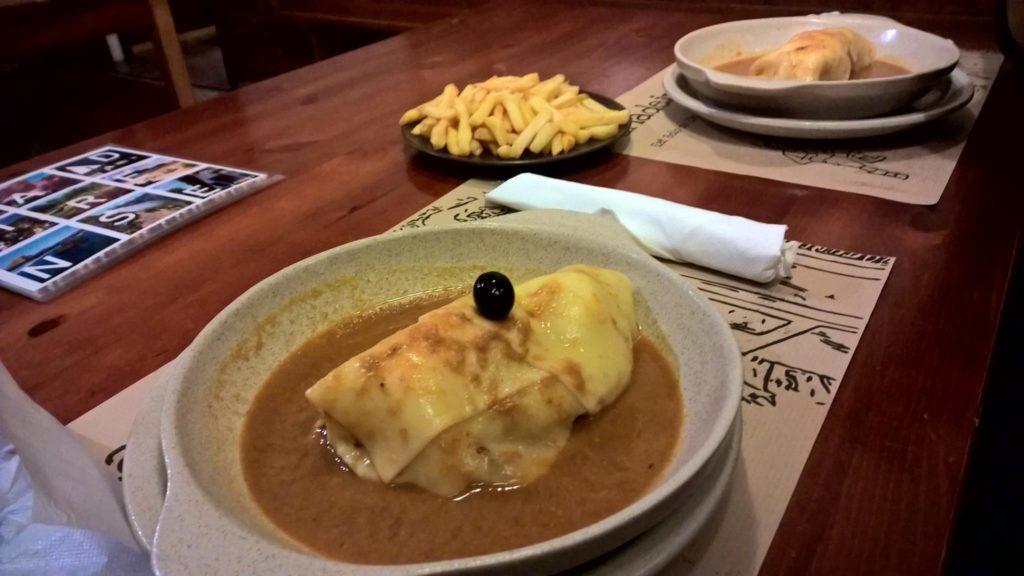 custo de vida em Aveiro - comendo fora