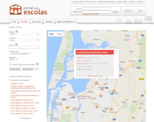 Onde encontrar escolas de ensino secundário em Portugal - Portal das Escolas